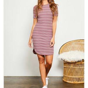 Gentle Fawn Tee Shirt Dress